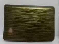 ルイヴィトン 手帳 サイバーエピ アジェンダPM M99080 サイバーエピ