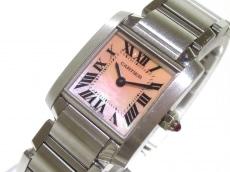 カルティエ 腕時計美品  タンクフランセーズSM W51028Q3 レディース