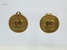 CHANEL(シャネル) イヤリング 金属素材 ゴールド ココマーク