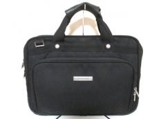 PORSCHE DESIGN(ポルシェデザイン) ビジネスバッグ 黒 ナイロン