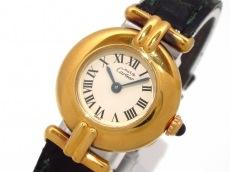 Cartier(カルティエ) 腕時計 ヴェルメイユ 590002 レディース 白
