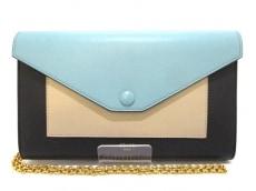 CELINE(セリーヌ) 財布 ラージフラップオンチェーン 105213XAB.07AN