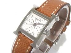 エルメス 腕時計 Hウォッチ HH1.110/H1.110.260/UBC レディース