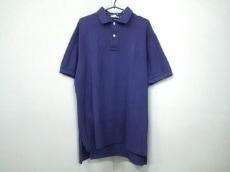 ポロラルフローレン 半袖ポロシャツ サイズXL メンズ美品  パープル