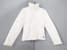 モンクレール ダウンジャケット サイズ0 XS レディース アイボリー