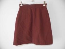DES PRES(デプレ) スカート サイズ0 XS レディース美品  ボルドー