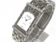 VCA/ヴァンクリ 腕時計 ファサード 522363T5 レディース 白