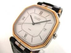 VCA/ヴァンクリ 腕時計 ラ・コレクション 44104 レディース 白