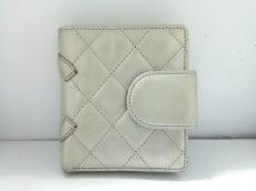 CHANEL(シャネル)/2つ折り財布