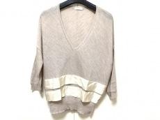 クロエ 七分袖セーター サイズXS レディース シルク/ティアード
