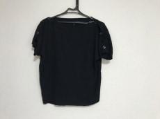 バレンシアガ 半袖セーター サイズ38 M レディース 黒 KNITS