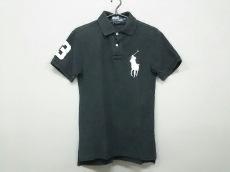ポロラルフローレン 半袖ポロシャツ サイズS メンズ美品  黒
