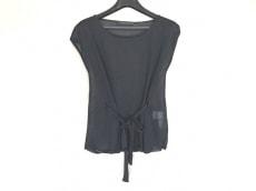 ノーベスパジオ 半袖カットソー サイズ38 M レディース美品  黒