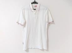 ループウィラー 半袖ポロシャツ サイズMEDIAM レディース 白