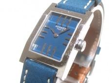 HERMES(エルメス) 腕時計 タンデム TA1.210 レディース 革ベルト/□G