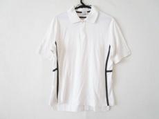 HERMES(エルメス) 半袖ポロシャツ サイズM メンズ セリエ 白