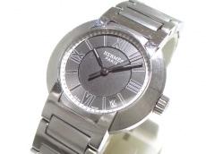 HERMES(エルメス) 腕時計 ノマード NO1.210 レディース ダークグレー