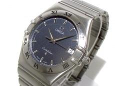 オメガ 腕時計 コンステレーション 1512.40 メンズ ダークグレー