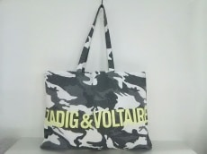Zadig&Voltaire(ザディグエヴォルテール)/トートバッグ