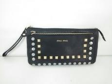 miumiu(ミュウミュウ)/セカンドバッグ