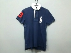 ポロラルフローレン 半袖ポロシャツ サイズXS レディース美品