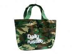 Daily russet(デイリーラシット)/ハンドバッグ