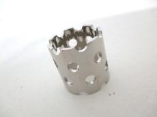 HERMES(エルメス) スカーフリング美品  - 金属素材 シルバー