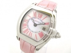 カルティエ 腕時計美品  ロードスターSM W6206006 レディース