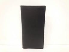 HERZ(ヘルツ) 手帳 黒 レザー