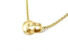 Cartier(カルティエ) ネックレス美品  ベビーラブネックレス K18YG