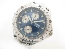 FOSSIL(フォッシル) 腕時計 FS-2583 メンズ クロノグラフ ネイビー