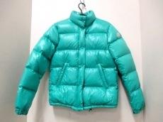 モンクレール ダウンジャケット サイズ00 XS レディース グリーン