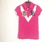 ラルフローレンラグビー 半袖ポロシャツ サイズS レディース