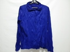 プリーツプリーズ アンサンブル サイズ3 L レディース美品  ブルー