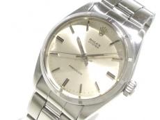 ロレックス 腕時計 オイスタープレシジョン 6427 メンズ シルバー