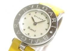 BVLGARI(ブルガリ) 腕時計 B-zero1 BZ22S レディース ホワイトシェル
