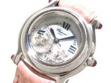 ショパール 腕時計 ハッピースポーツ 27/8245-21 レディース