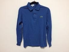 Lacoste(ラコステ) 長袖ポロシャツ サイズ2 M メンズ美品  ブルー