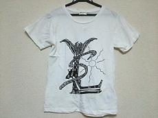 サンローランパリ 半袖Tシャツ メンズ美品  カサンドラスネーク