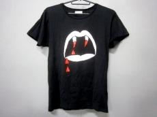サンローランパリ 半袖Tシャツ サイズXS メンズ ブラッドラスター