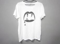 サンローランパリ 半袖Tシャツ サイズS メンズ ブラッドラスター
