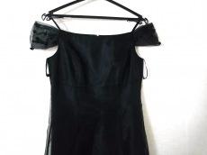 aimer(エメ) ドレス レディース 黒 スパンコール
