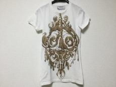 イヴサンローラン 半袖Tシャツ サイズ34 S レディース美品