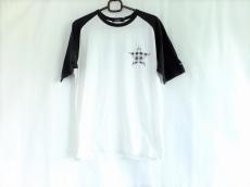Burberry(バーバリー) 半袖Tシャツ サイズ2 M メンズ 白×黒 スター