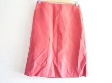 Kiton(キートン) スカート サイズ40 M レディース レッド