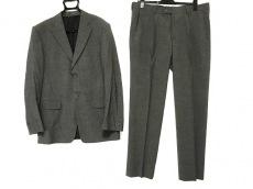 ヴェルサーチ シングルスーツ サイズ52 メンズ グレー COLLECTION