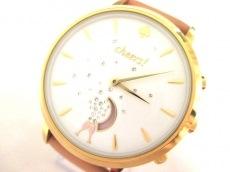 Kate spade(ケイト) 腕時計 KST23102-293/NDW2K レディース 白