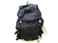 PRADA(プラダ) リュックサック美品  - V133 黒 ナイロン