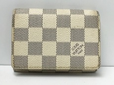 LOUIS VUITTON(ルイヴィトン) カードケース ダミエ N61746 アズール
