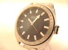 COACH(コーチ) 腕時計 CA.29.2.14.0408 メンズ 黒